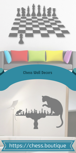 Chess Wall Decors
