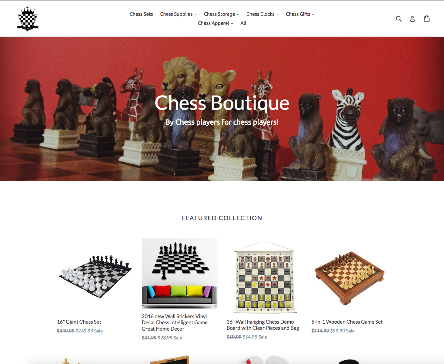 Chess Boutique